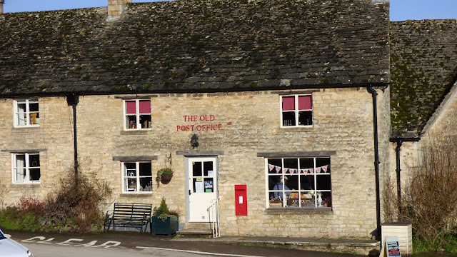 The Old Post Office - Guiting Power, Cotswolds