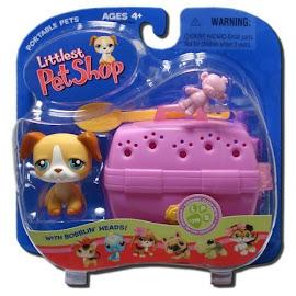 Littlest Pet Shop Portable Pets Boxer (#218) Pet