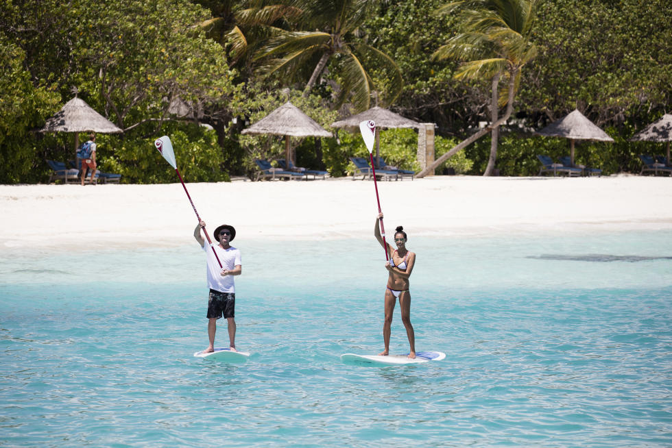 3 Taj Burrow Four Seasons Maldives Surfing Champions Trophy foto WSL Sean Scott