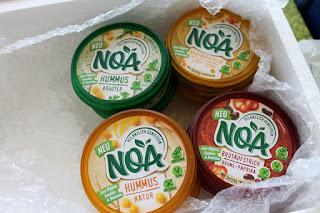 Gewinnspiel Auslosung NOA-Produkte Kennenlernpaket