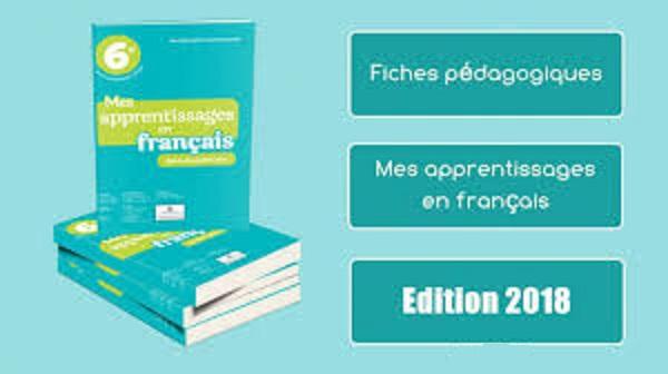 جذاذات الدورة الثانية اللغة الفرنسية - mes fiches Les apprentissages