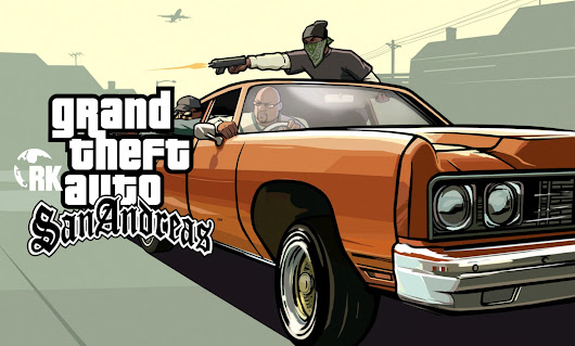 Grand Theft Auto: San Andreas - Android Game Review ~ RK World