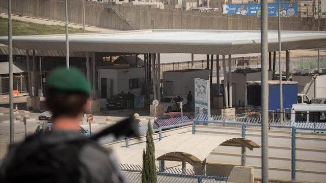 """""""Militares israelíes, acusados de robar dinero y abuso de turistas"""""""