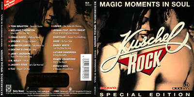 KuschelRock Magic Moments In Soul Special Edition