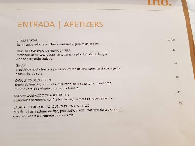 Blog Apaixonados por Viagens - Restaurante Ino - Botafogo - Gastronomia