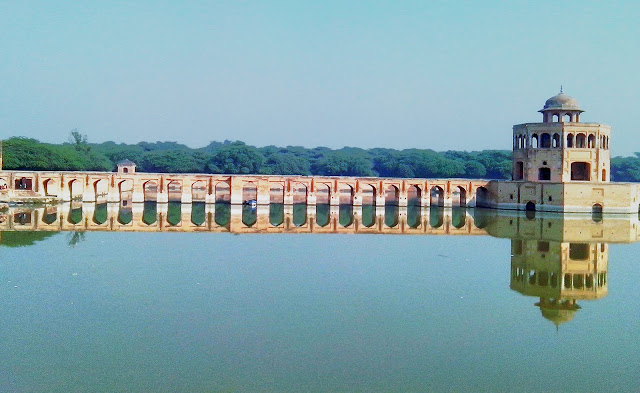 HIRAN MINAR FACT AND HISTORY