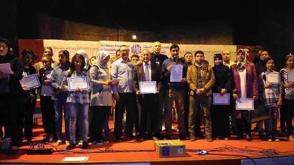 المسابقة الإقليمية للتهجئة والإملاء باللغة الإنجليزية في نسختها الرابعة بخريبكة