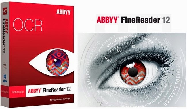 ABBYY FineReader 12.0.101.264 Professional Edition Full Crack