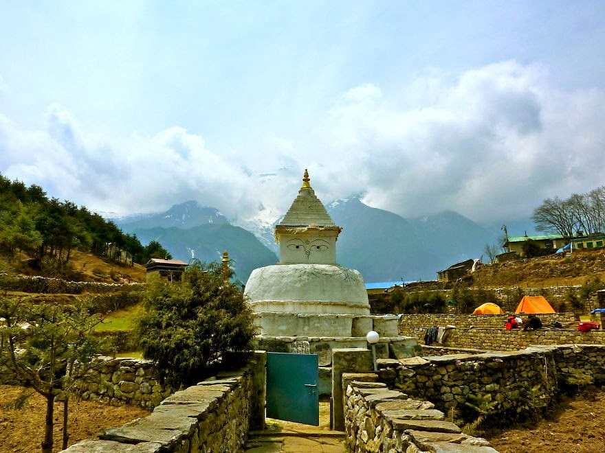 Sherpa Museum in Namche - My 25 Photos Of The Everest Base Camp Trek