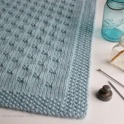 Knit Blanket Pattern Size 50 Needles : Fifty Four Ten Studio: Belleview Blanket Knitting Pattern ...