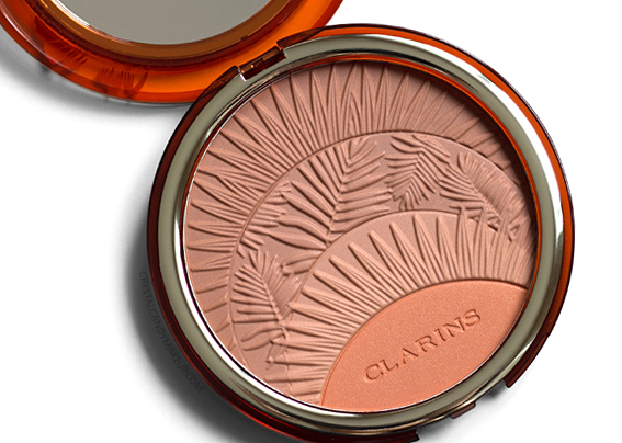 Clarins Sunkissed Summer 2017 Review Bronzing Blush Compact