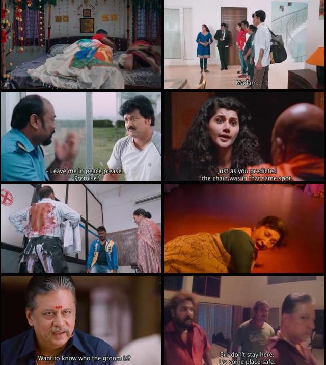 Kanchana 2 Muni 3 (2015) Tamil HDRip x264 700MB ESubs