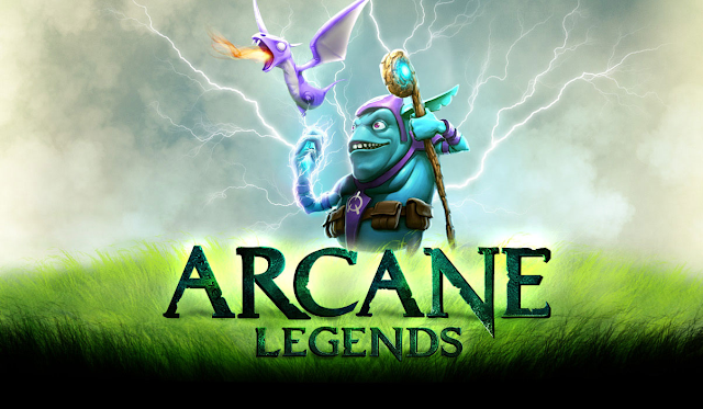 Arcane Legends App