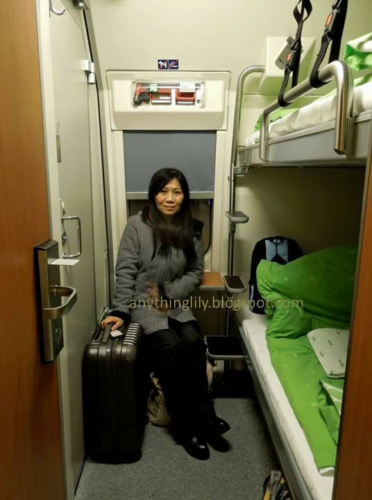 anythinglily: Finland Part 15: Traveling On VR Night Train From Rovaniemi To Helsinki
