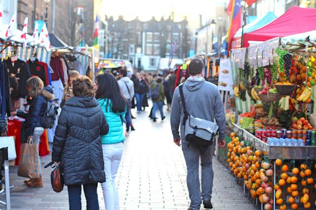 Camden Market - London fashion blog