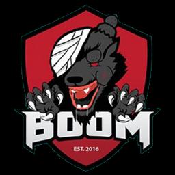 logo boom lucu
