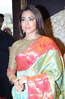 Shriya Saran Looks Stunning in Silk Saree at VRK Silk Showroom Launch Secundrabad ~  Exclusive 116.JPG
