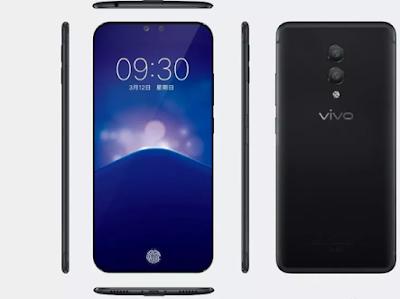 vivo smartphone