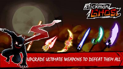 Stickman Ghost Warrior v1.2 Mod Apk (Unlimited Money)2