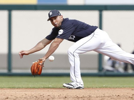 Not the End of the Line: Omar Infante for Tigers Opening Day Center Fielder