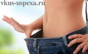 Полезные привычки в борьбе с лишним весом