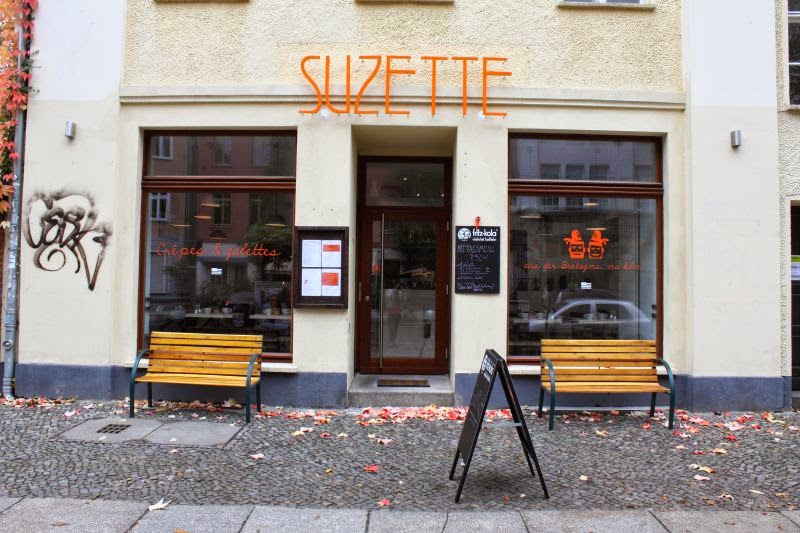 suzette creper a sin gluten en prenzlauer berg berlin gluten appetit. Black Bedroom Furniture Sets. Home Design Ideas