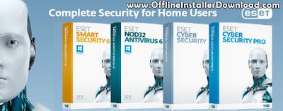 Eset Nod Antivirus Offline Installers Direct Download
