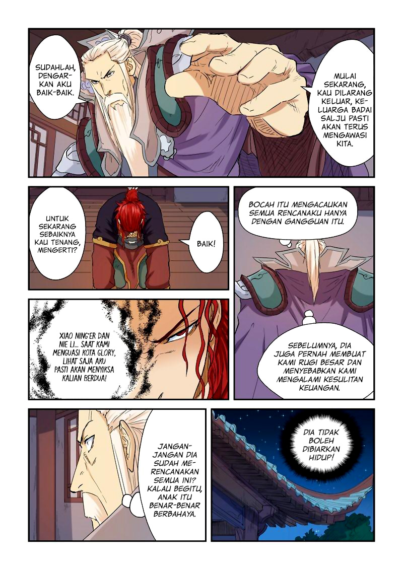 Baca Komik Tales of Demons and Gods Chapter 140.5 Komik Station