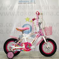 12 Inch Wimcycle Skylab Kids Bike