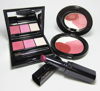 Shiseido – Rosarote Gastgeschenke
