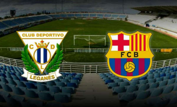 Leganes vs Barcelona Full Match & Highlights 18 November 2017