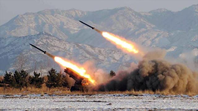 Corea del Sur amenaza con poner fin al Gobierno norcoreano
