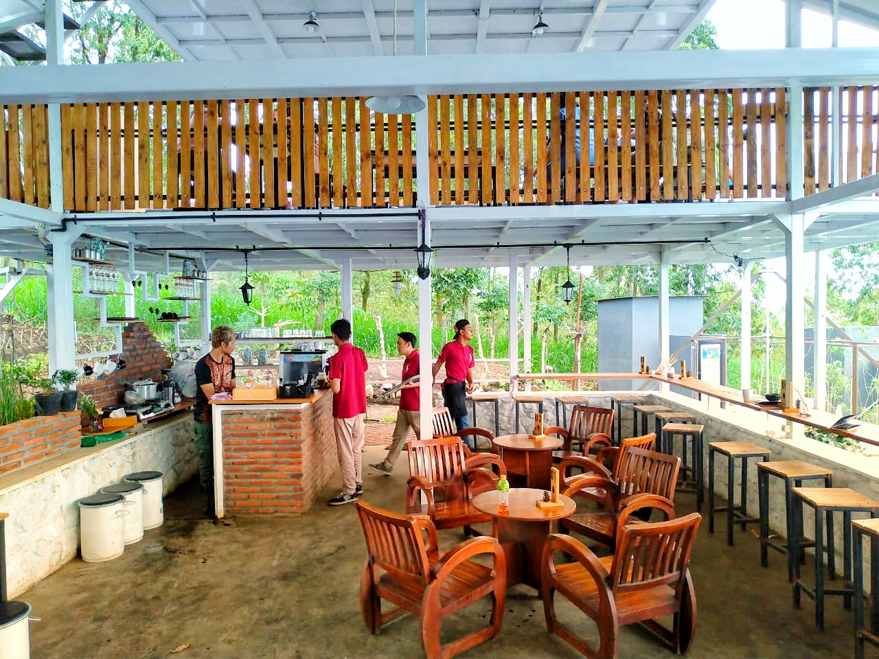 Cafe De Kleine Culinary and Camp, Batu, Malang [REVIEW]