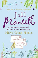 Head Over Heels Review Recommendation -Jill Mansell - Women's Fiction Book Recommendations