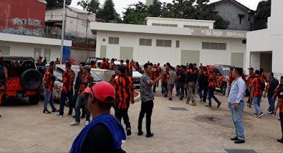RS Mitra Keluarga Bintaro Di Demo Ratusan Ormas