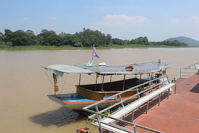 Charterboot Wat Sing Thailand