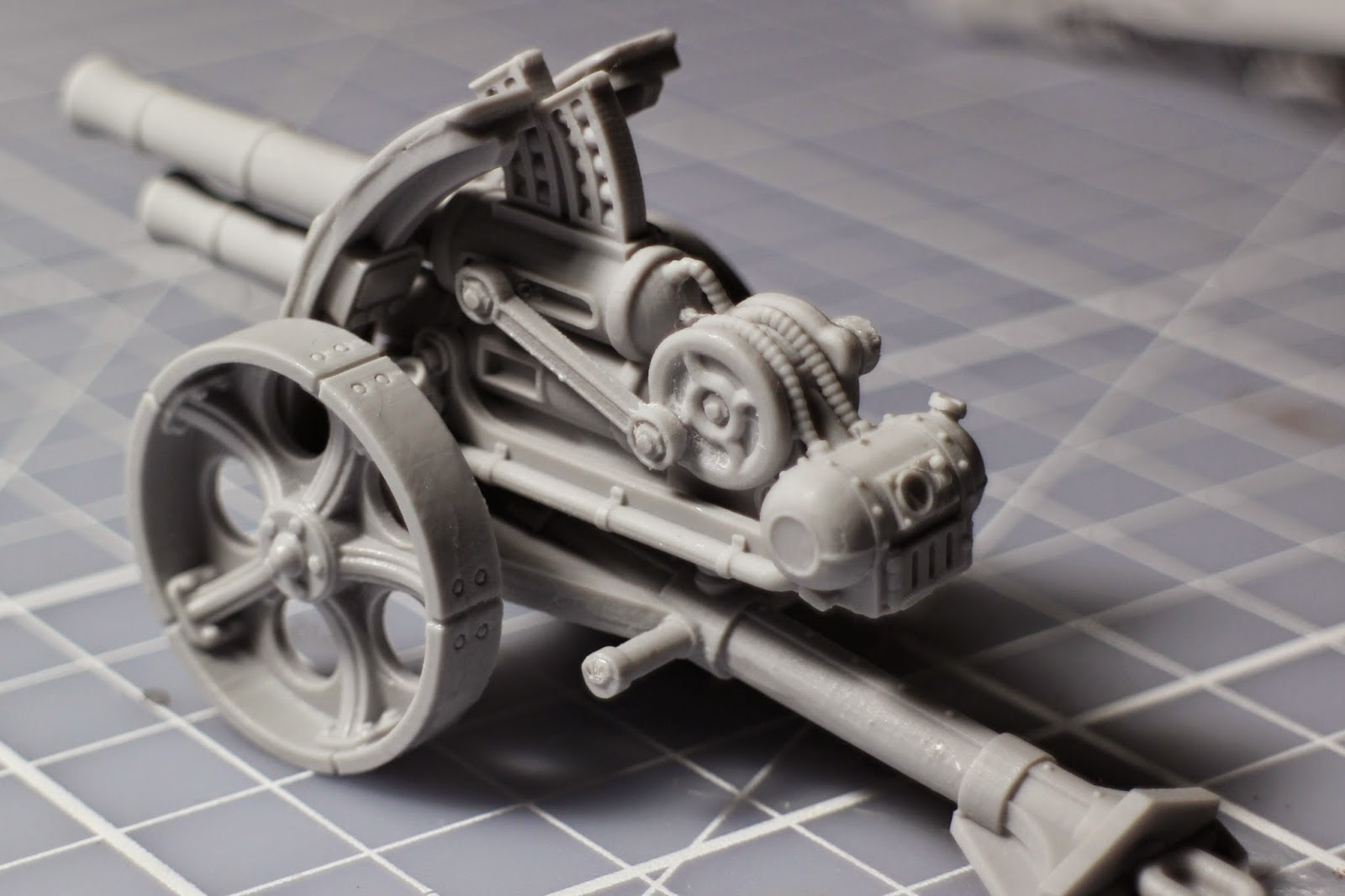 PRODUCT REVIEW: Curious Constructs Field Artillery | Talk