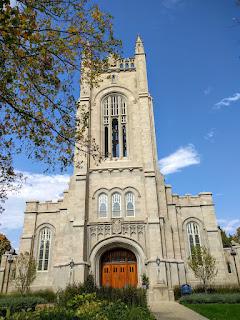 Skinner Memorial Chapel, Rochester, MN (carleton college)