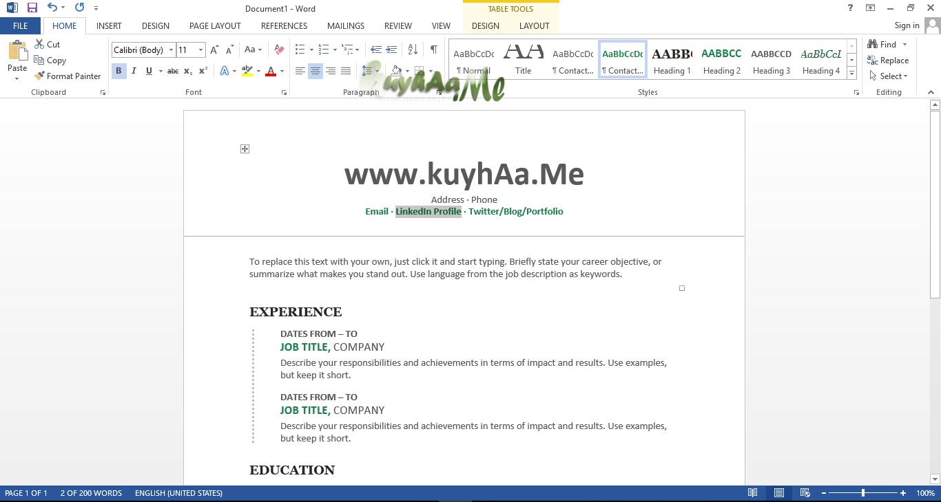 Microsoft Office 2013 SP1 full version