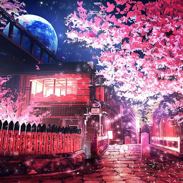 (Rookie) Cherry Blossom Wallpaper Engine