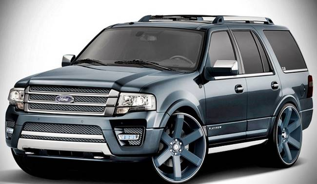 2017 Ford Expedition Rumors Release Date UK