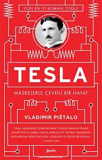 Vladimir Pistalo - Tesla - Maskelerle Çevrili Bir Hayat