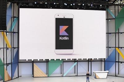 Google Makes Kotlin a fist class Language