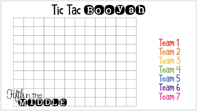 Tic Tac Booyah is a fun and engaging review game!