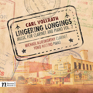 Lingering Longings - Carl Vollrath