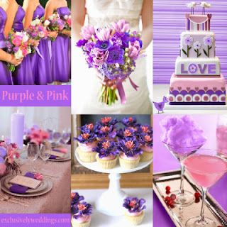WeddingsByMelB: Wedding colors-PURPLE