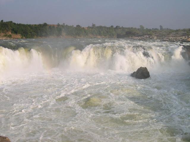 water fall india