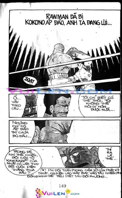 Shura No Mon  shura no mon vol 18 trang 150