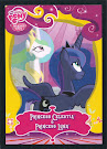 My Little Pony Princess Celestia & Princess Luna Series 2 Trading Card