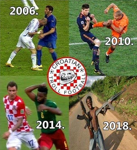 World Cup 2006-2010-2014-2018 - FC Barcelona news World Cup Funny Memes